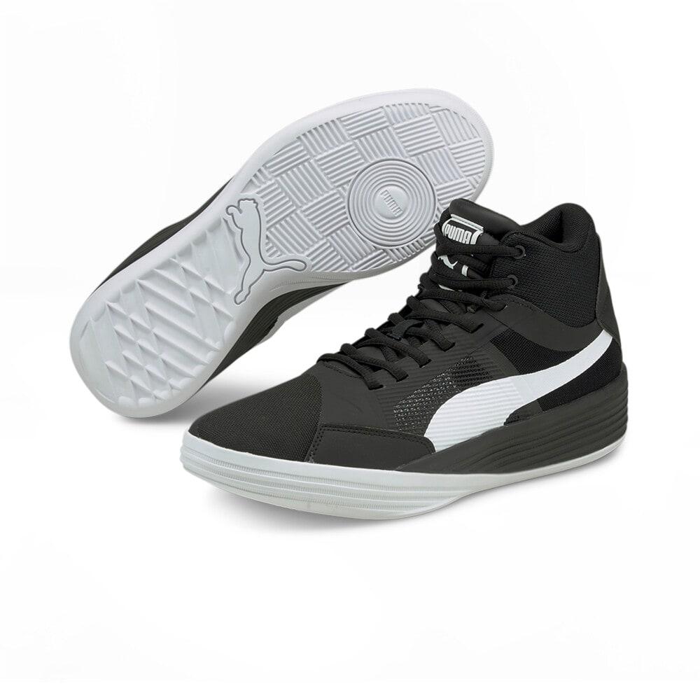 Görüntü Puma Clyde All-Pro Team Orta Boy Bilekli Basketbol Ayakkabısı #2