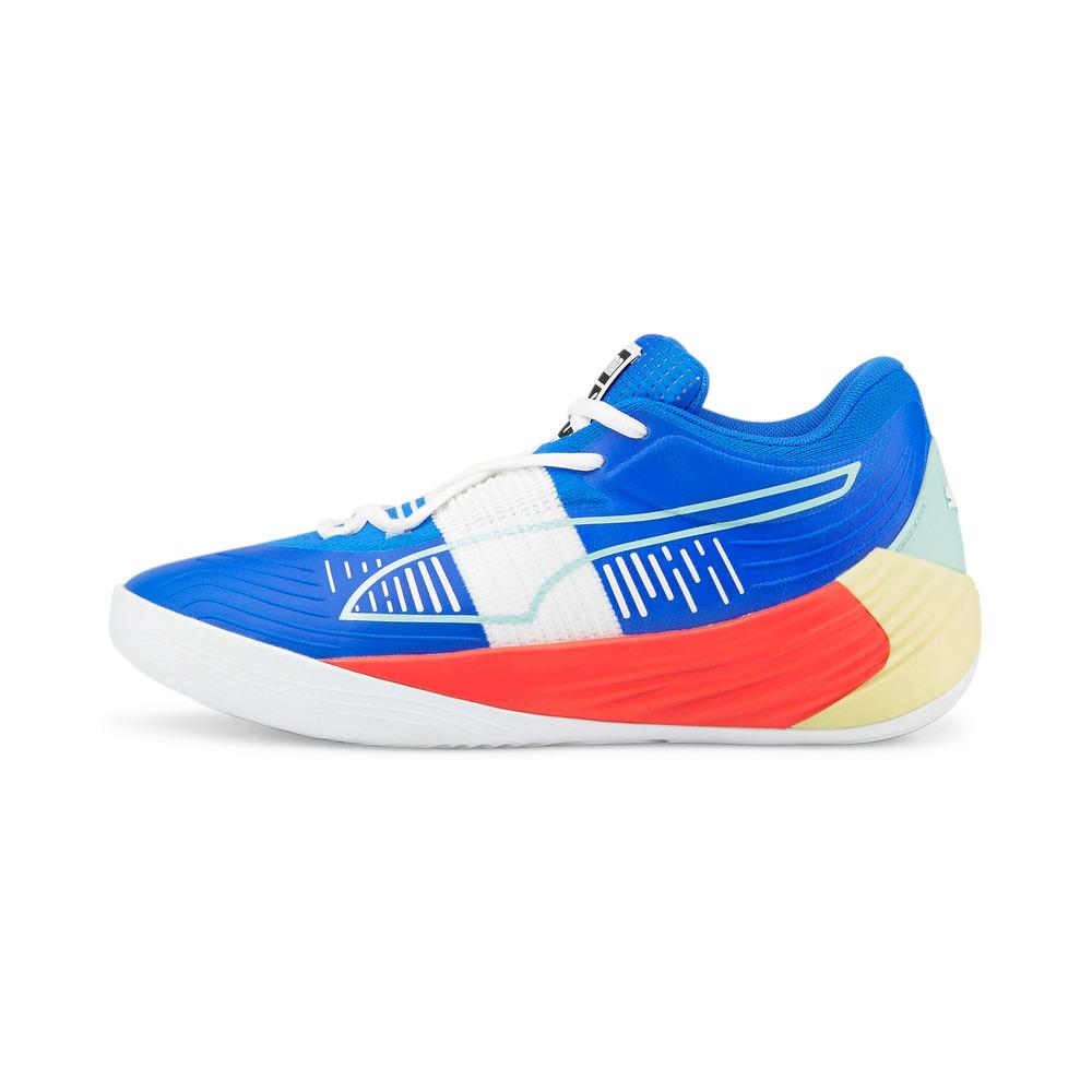 Изображение Puma Кроссовки Fusion Nitro Basketball Shoes #1: Bluemazing-Sunblaze