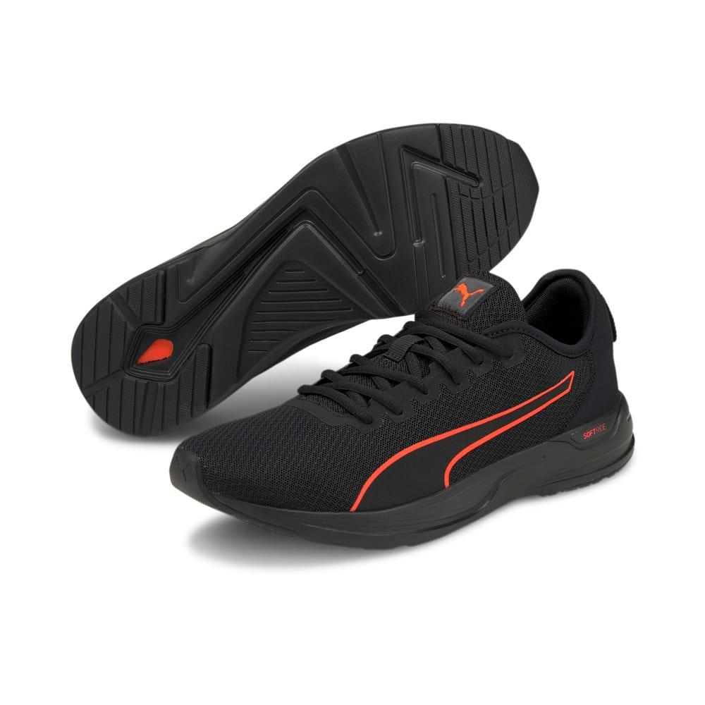 Зображення Puma Кросівки Accent Running Shoes #2: Puma Black-Lava Blast