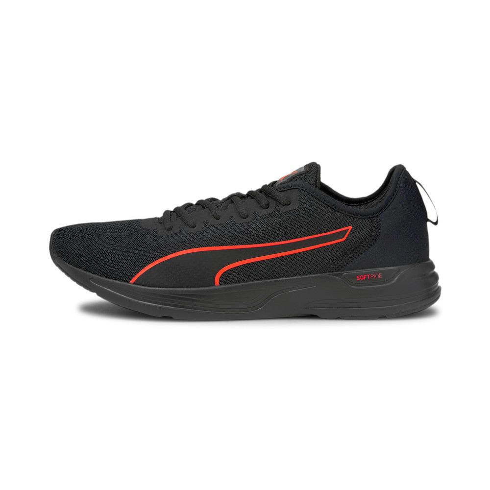 Зображення Puma Кросівки Accent Running Shoes #1: Puma Black-Lava Blast
