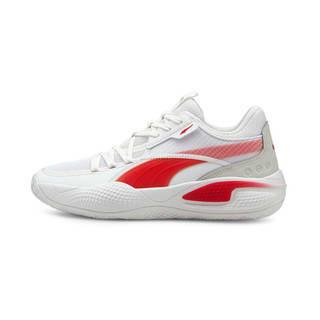 Зображення Puma Кросівки Court Rider Team Basketball Shoes