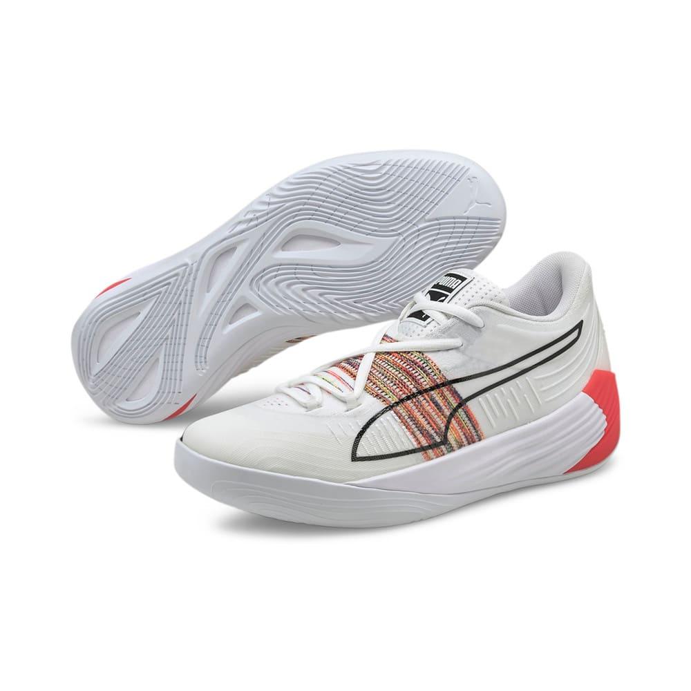 Görüntü Puma FUSION NITRO Spectra Basketbol Ayakkabı #2