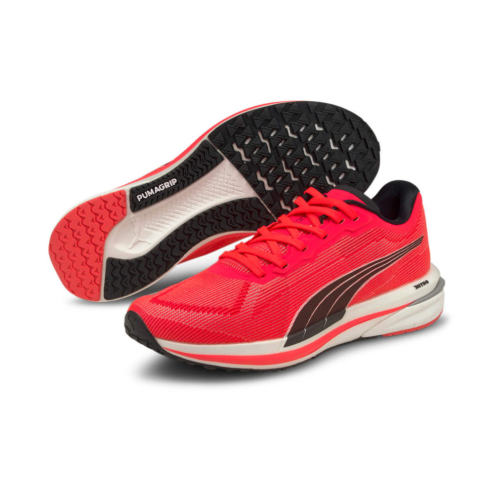 Image Puma Velocity NITRO Women's Running Shoes #2