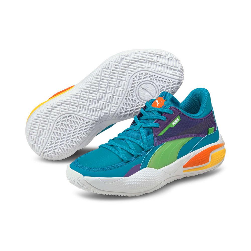 Image Puma Court Rider Rugrats Basketball Shoes #2