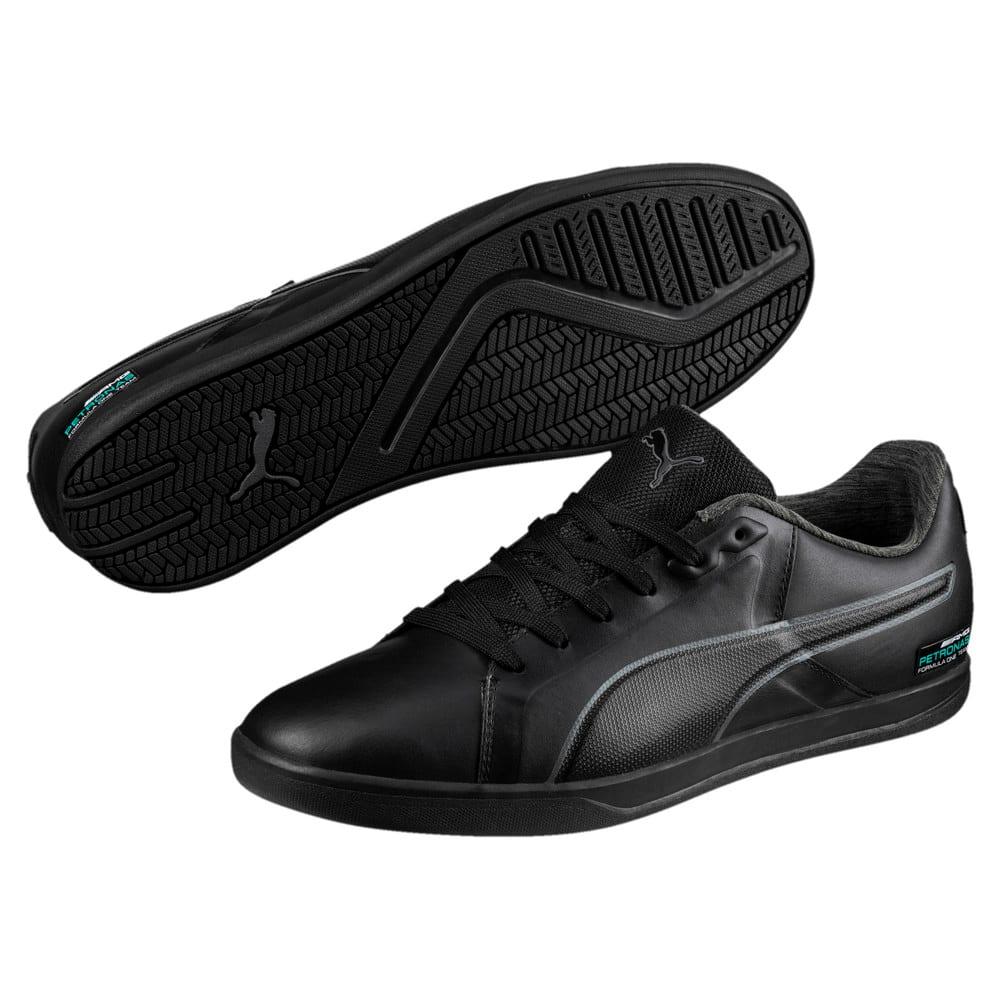 Görüntü Puma MERCEDES AMG PETRONAS Court Erkek Ayakkabı #2