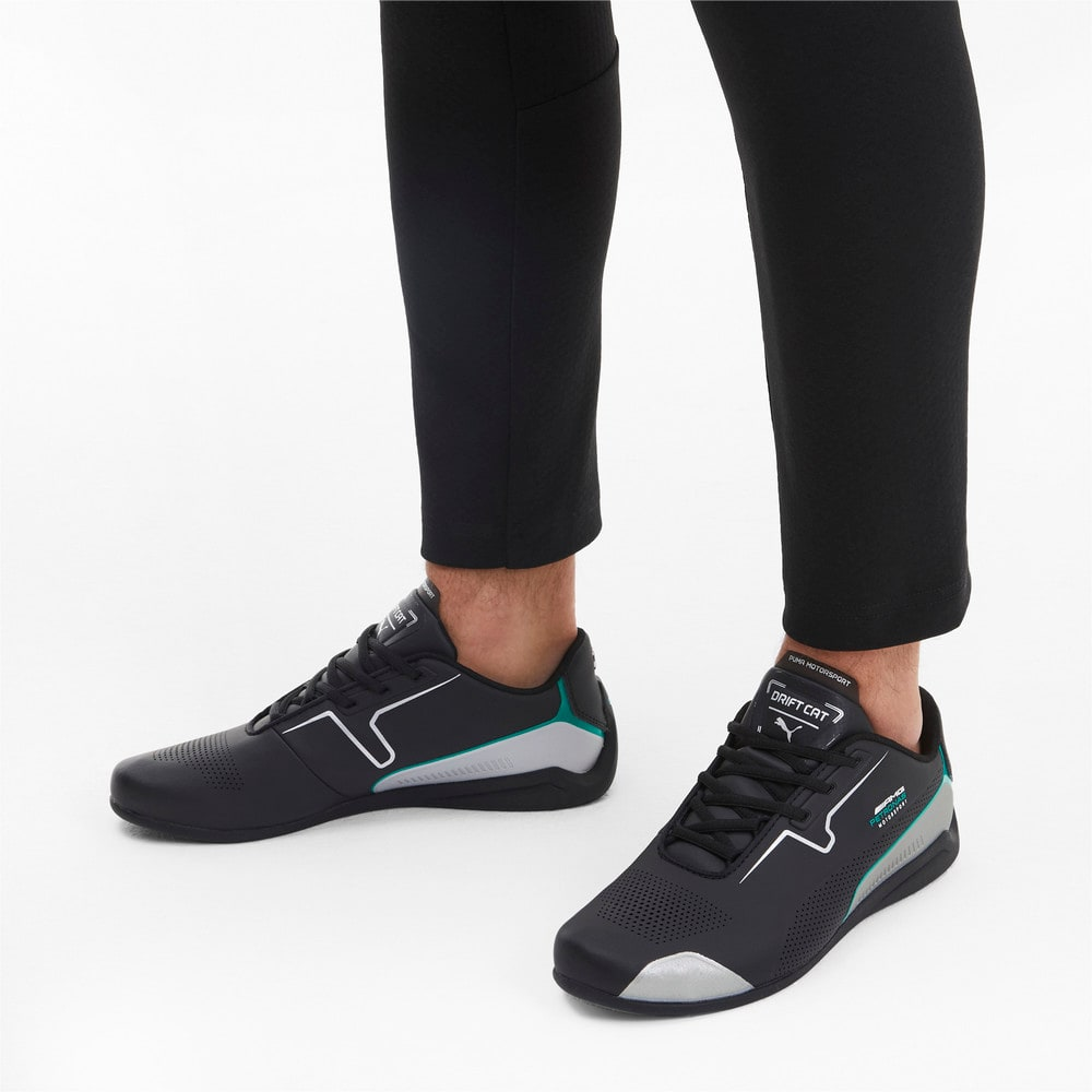 Image Puma Mercedes Drift Cat 8 Trainers #2