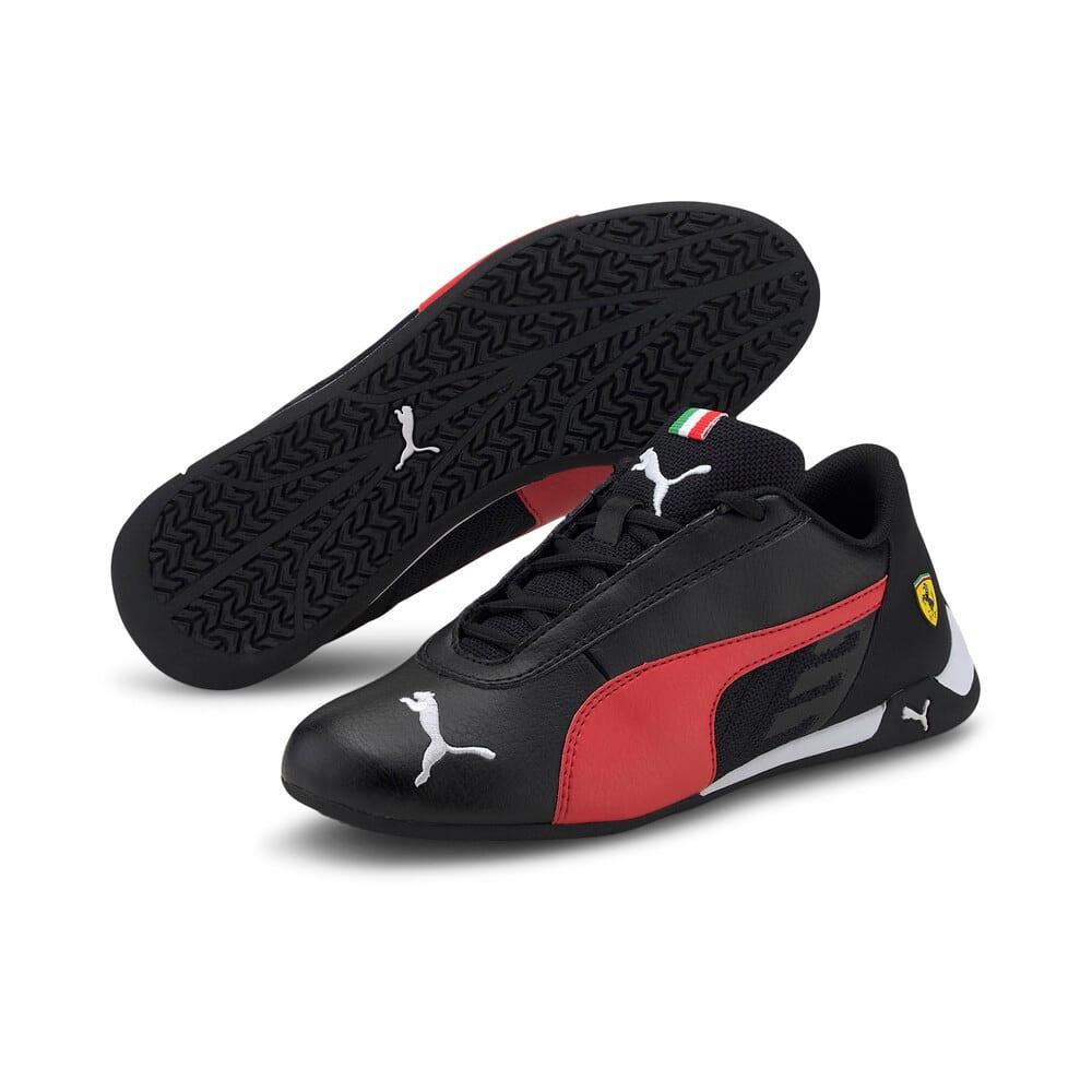 Image Puma Scuderia Ferrari Race R-Cat Youth Motorsport Shoes #2