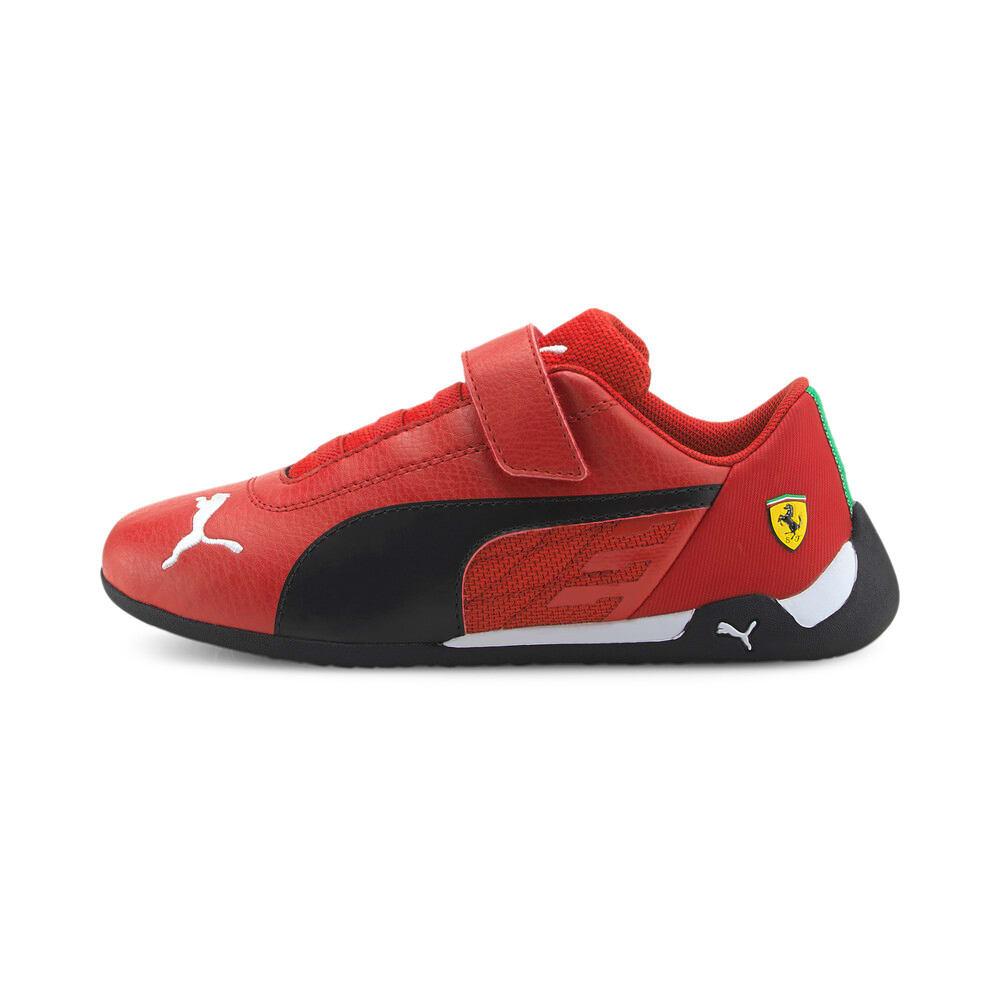 Image Puma Scuderia Ferrari Race R-Cat Kids' Motorsport Shoes #1