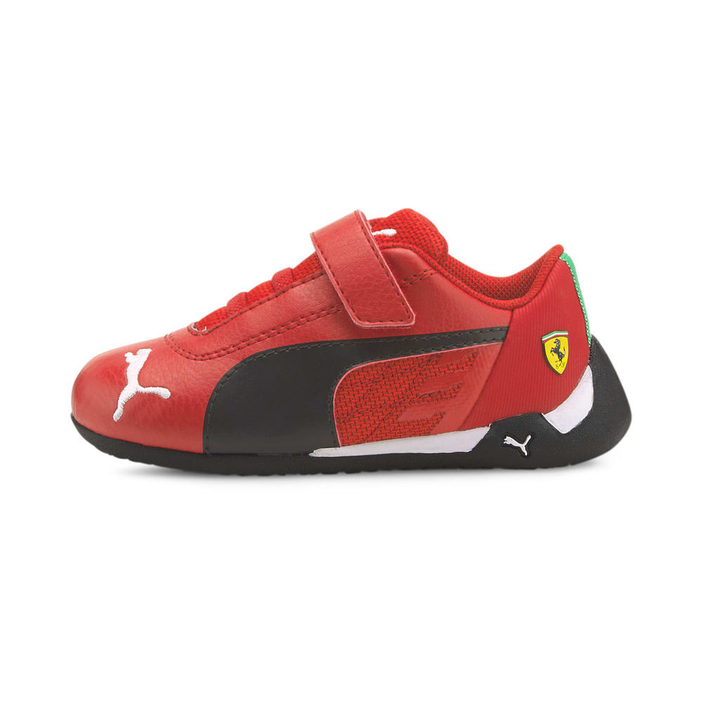 Image Puma Scuderia Ferrari Race R-Cat V Babies' Trainers #1