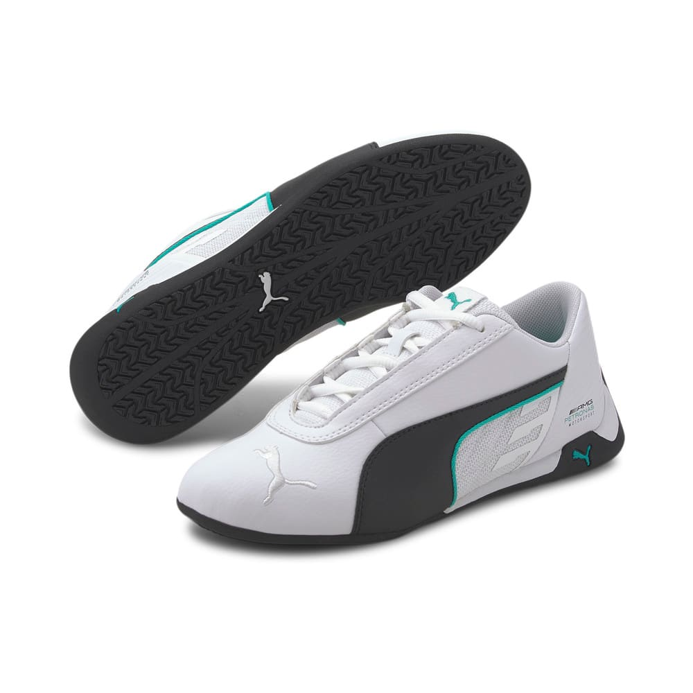 Image Puma Mercedes R-Cat Youth Trainers #2