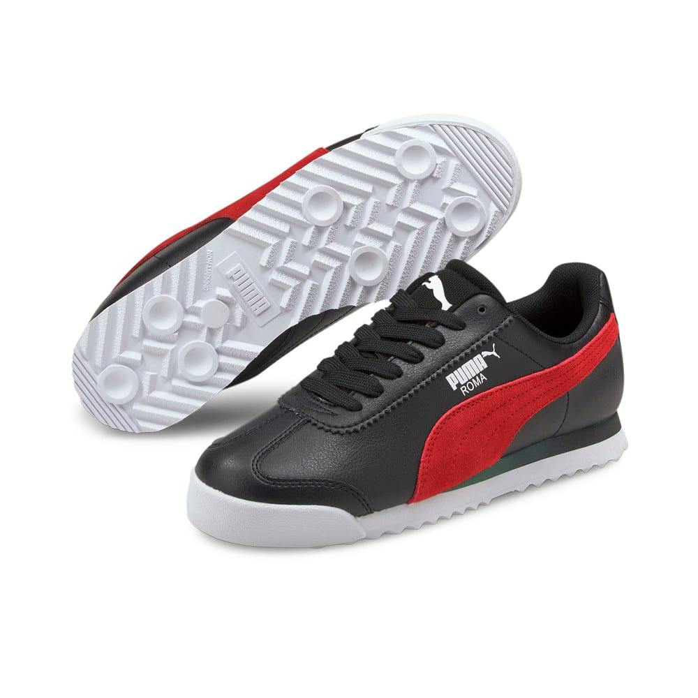 Изображение Puma Детские кроссовки Scuderia Ferrari Race Roma Youth Motorsport Shoes #2