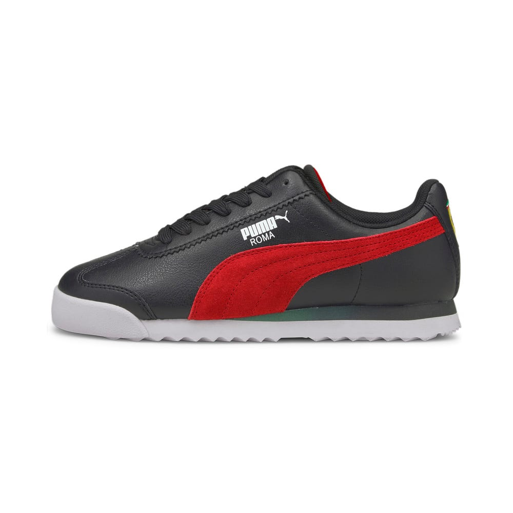 Изображение Puma Детские кроссовки Scuderia Ferrari Race Roma Youth Motorsport Shoes #1