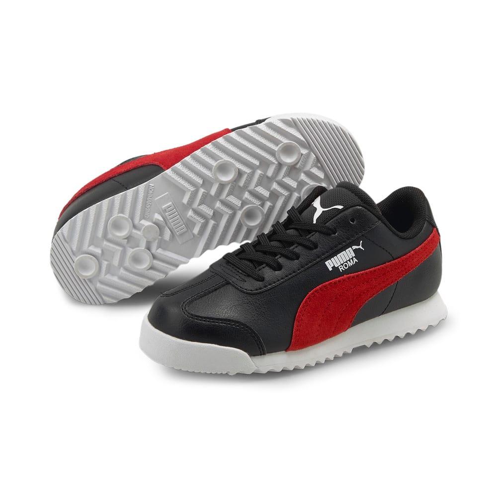 Изображение Puma Детские кроссовки Scuderia Ferrari Race Roma Kids' Motorsport Shoes #2