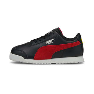 Изображение Puma Детские кроссовки Scuderia Ferrari Race Roma Kids' Motorsport Shoes