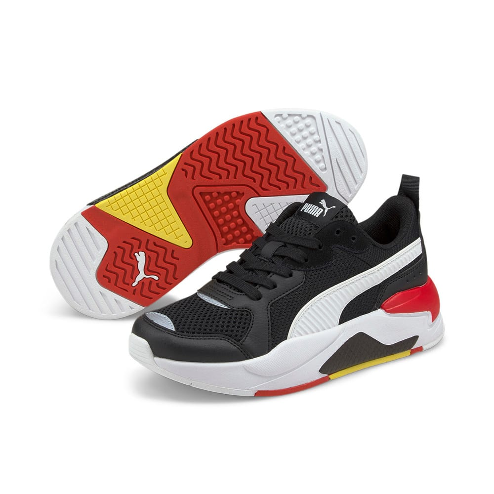 Image Puma Scuderia Ferrari Race X-Ray Youth Motorsport Shoes #2