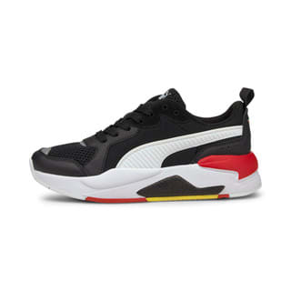 Изображение Puma Детские кроссовки Scuderia Ferrari Race X-Ray Youth Motorsport Shoes