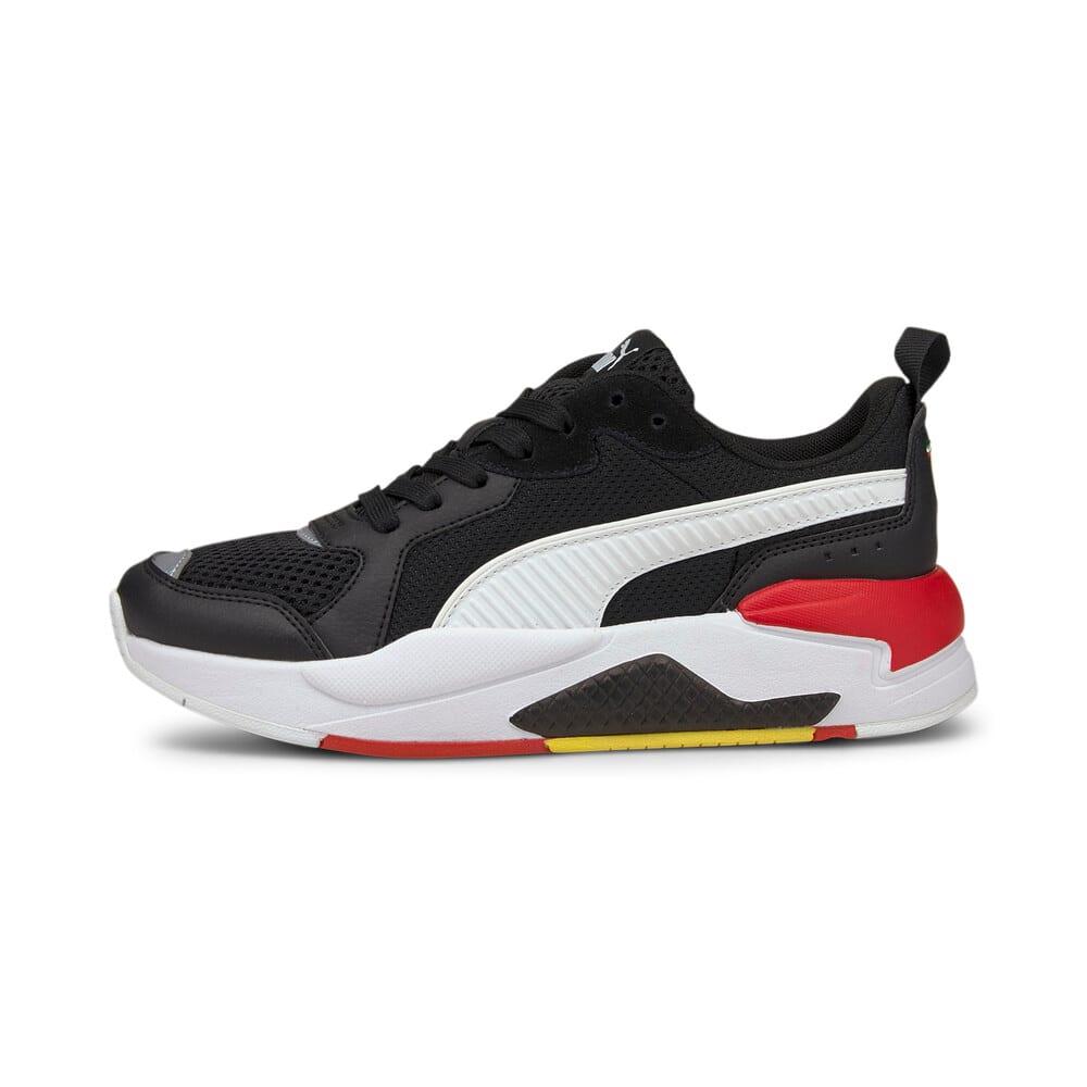 Image Puma Scuderia Ferrari Race X-Ray Youth Motorsport Shoes #1