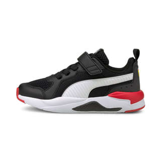 Изображение Puma Детские кроссовки Scuderia Ferrari Race X-Ray Kids' Motorsport Shoes