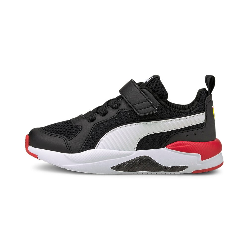 Image Puma Scuderia Ferrari Race X-Ray Kids' Motorsport Shoes #1