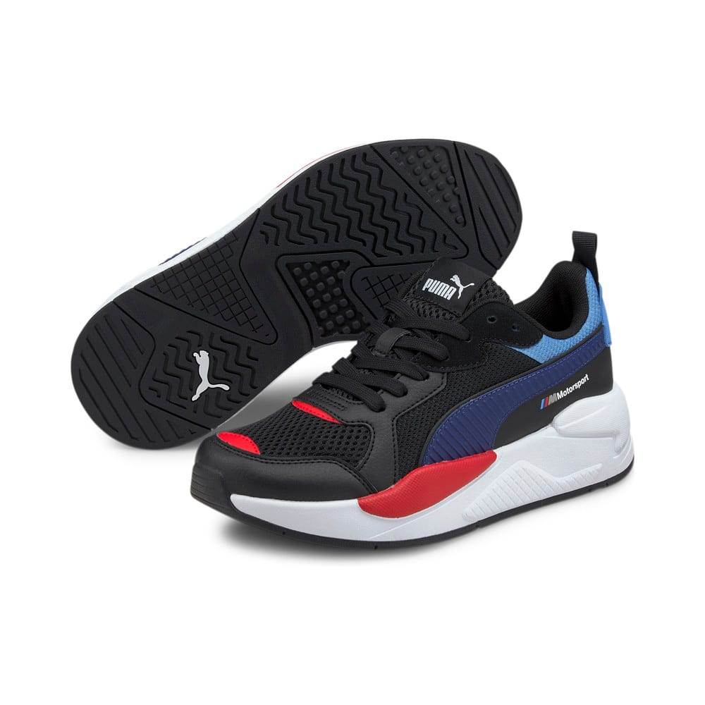 Изображение Puma Детские кроссовки BMW M Motorsport X-Ray Youth Motorsport Shoes #2