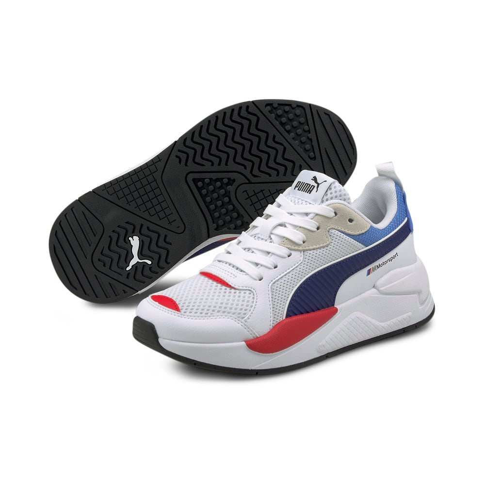 Image Puma BMW M Motorsport X-Ray Youth Motorsport Shoes #2