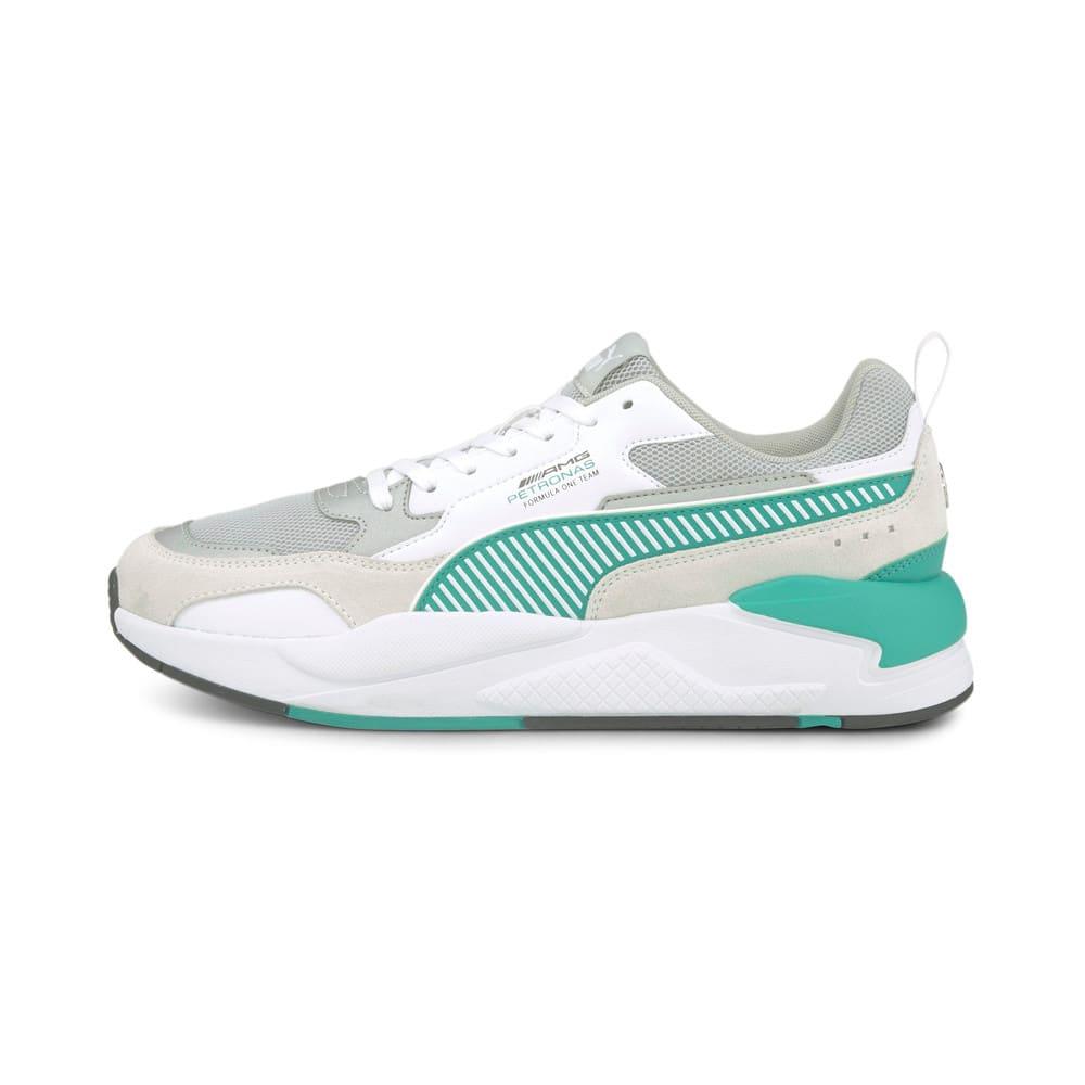 Зображення Puma Кросівки Mercedes F1 X-Ray 2 Motorsport Shoes #1: Puma White-Spectra Green