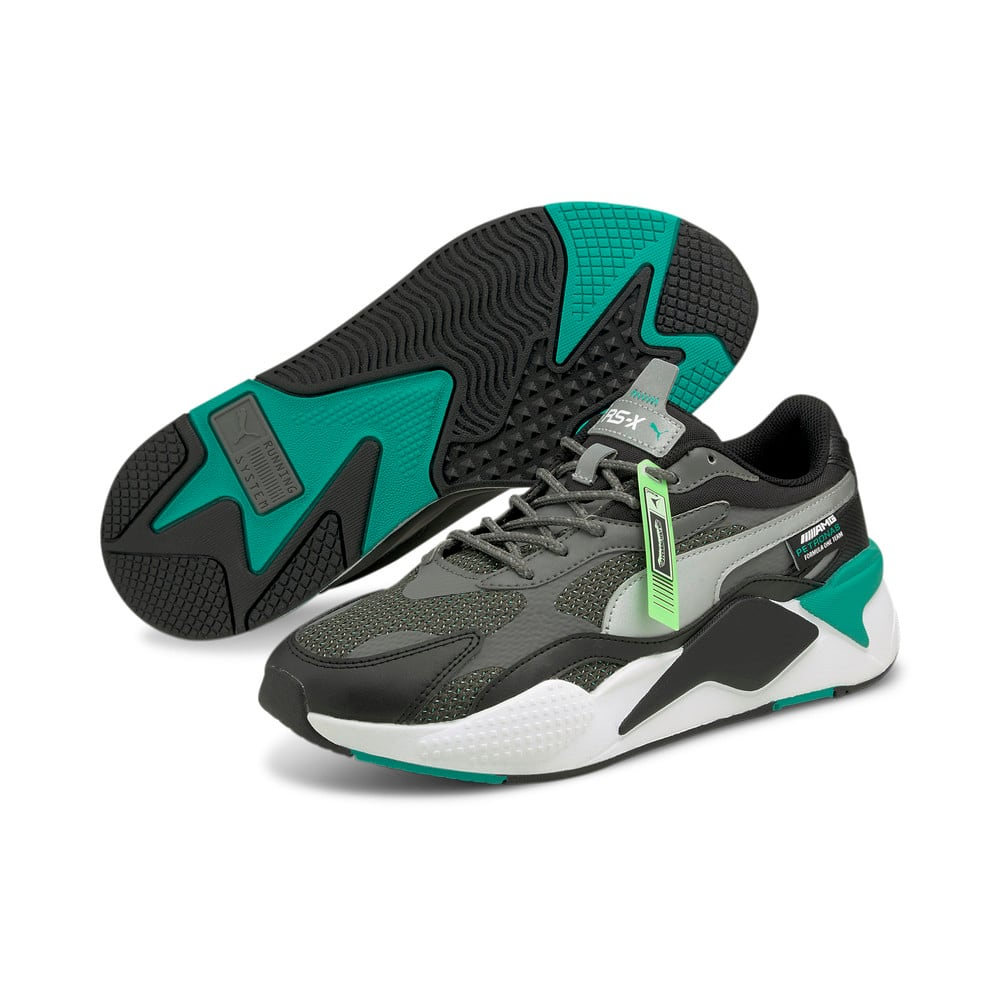 Зображення Puma Кросівки Mercedes F1 RS-X³ Motorsport Shoes #2