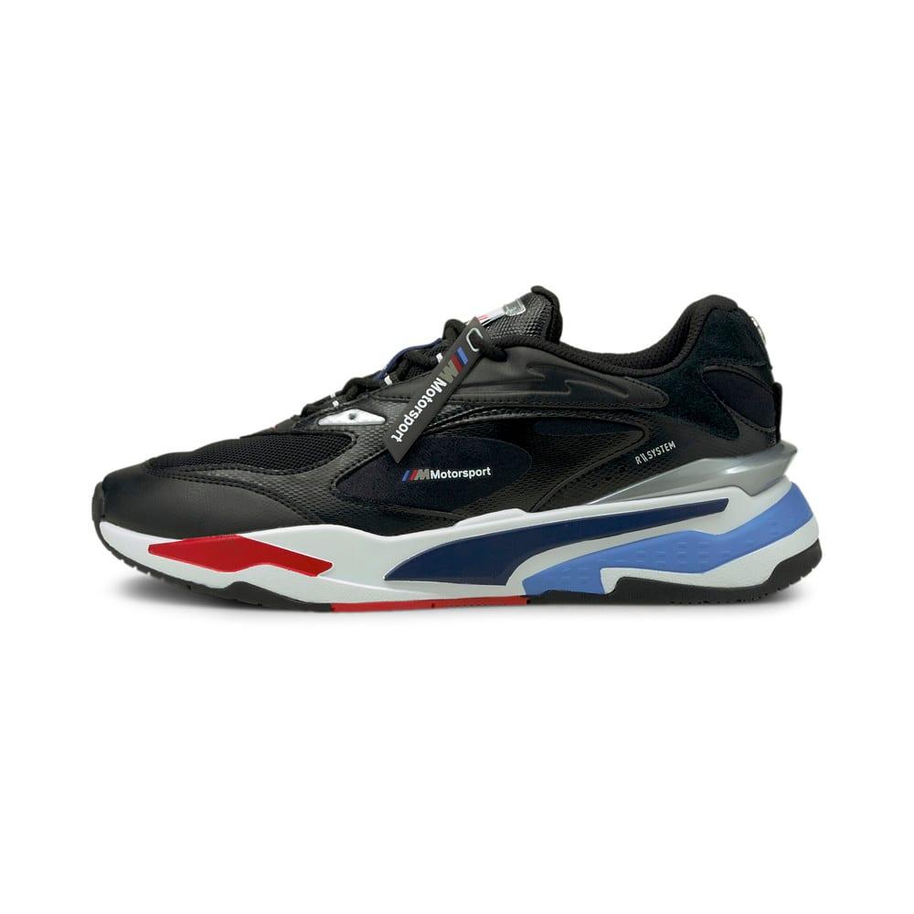 Изображение Puma Кроссовки BMW M Motorsport RS-Fast Motorsport Shoes #1: P Black-Marina-High Risk Red