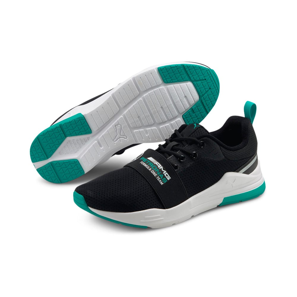 Изображение Puma Кроссовки Mercedes F1 Wired Run Motorsport Shoes #2