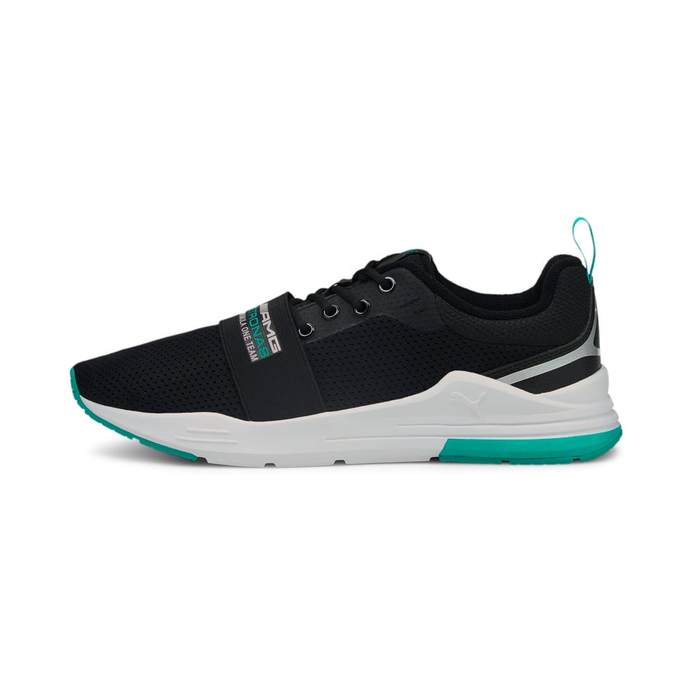 Изображение Puma Кроссовки Mercedes F1 Wired Run Motorsport Shoes #1
