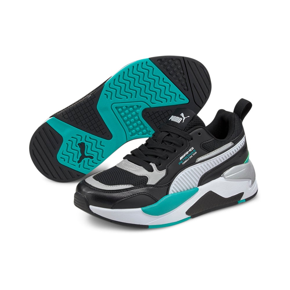 Image Puma Mercedes F1 Youth X-Ray 2 Trainers #2