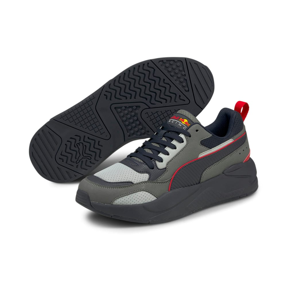 Изображение Puma Кроссовки Red Bull Racing X-Ray 2 Motorsport Shoes #2: Chinese Red-Puma White-NIGHT SKY
