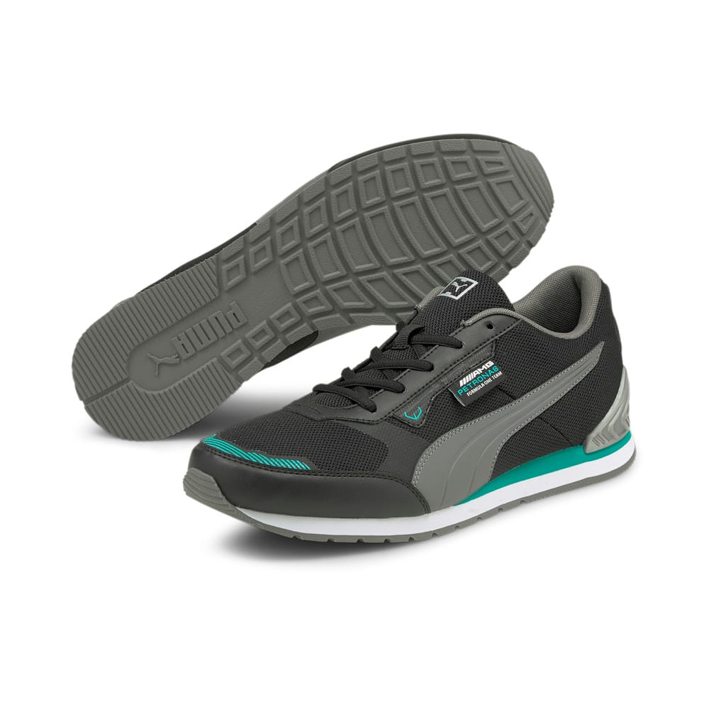 Изображение Puma Кроссовки Mercedes F1 Track Racer Motorsport Shoes #2