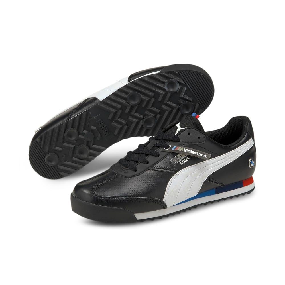 Изображение Puma Кроссовки BMW M Motorsport Roma Via Motorsport Shoes #2: Puma Black-Puma White
