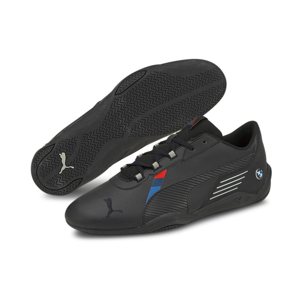 Зображення Puma Кросівки BMW M Motorsport R-Cat Machina Motorsport Shoes #2: Puma Black-Puma White