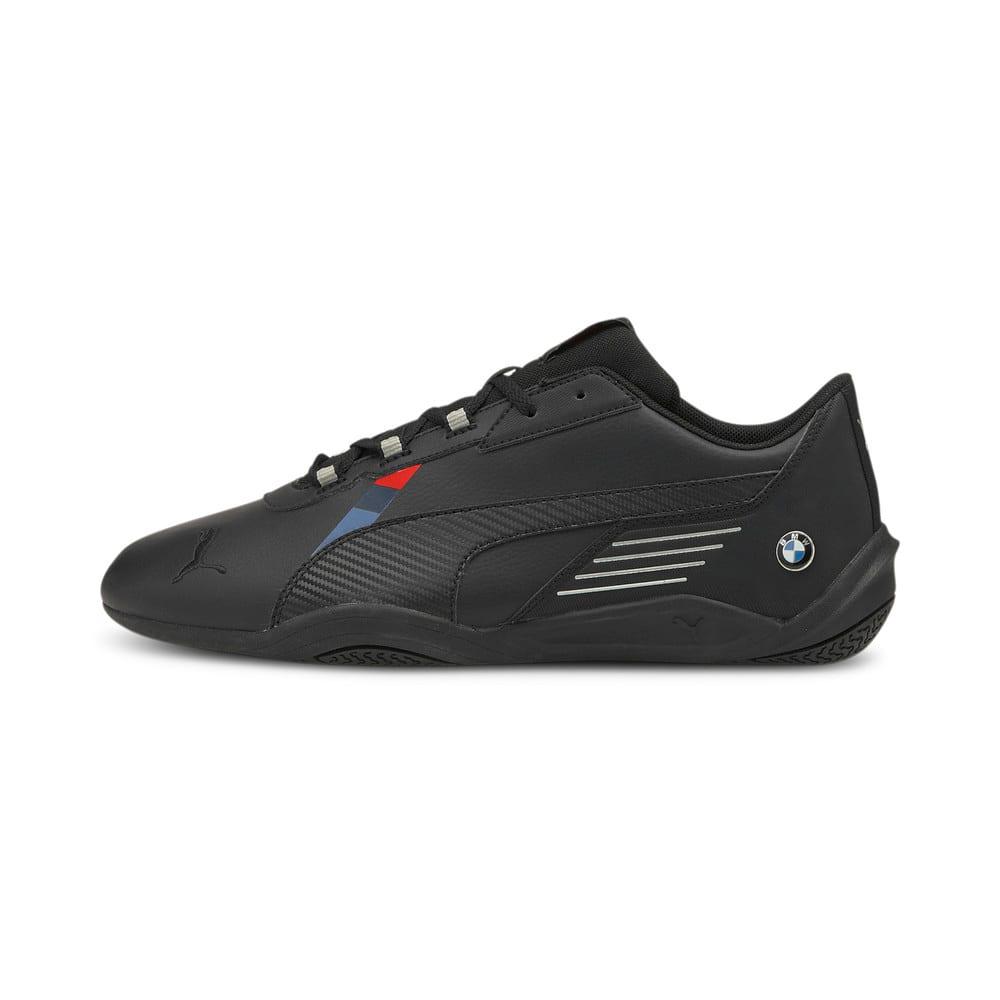 Зображення Puma Кросівки BMW M Motorsport R-Cat Machina Motorsport Shoes #1: Puma Black-Puma White