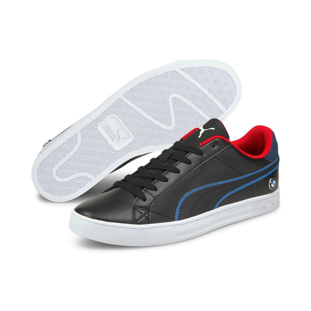 Изображение Puma Кеды BMW M Motorsport Smash Vulcanised V3 Motorsport Shoes #2