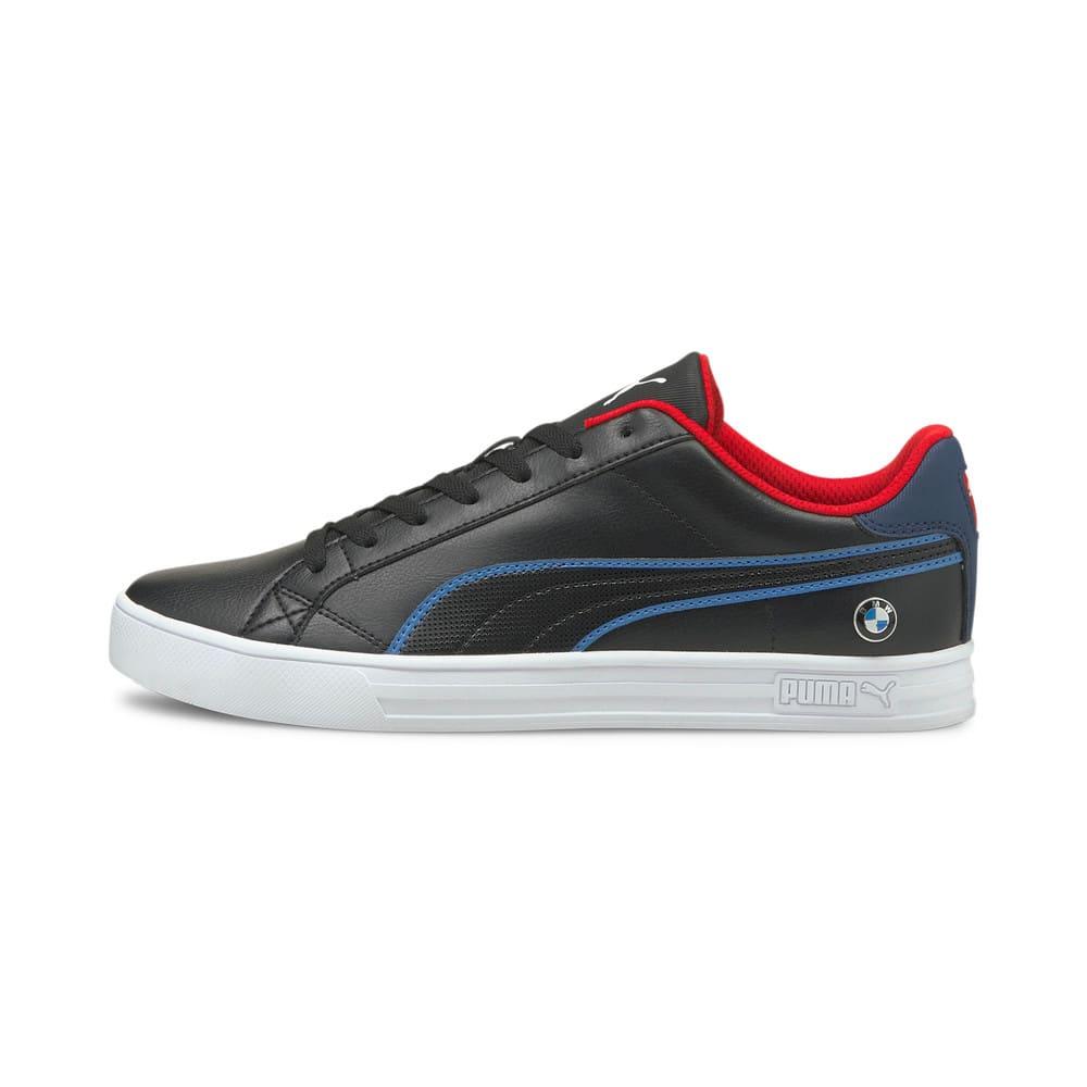 Изображение Puma Кеды BMW M Motorsport Smash Vulcanised V3 Motorsport Shoes #1