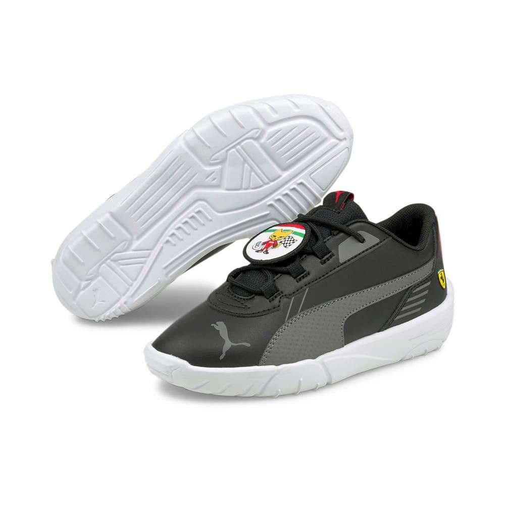 Image Puma Scuderia Ferrari R-Cat Machina Kids' Motorsport Shoes #2