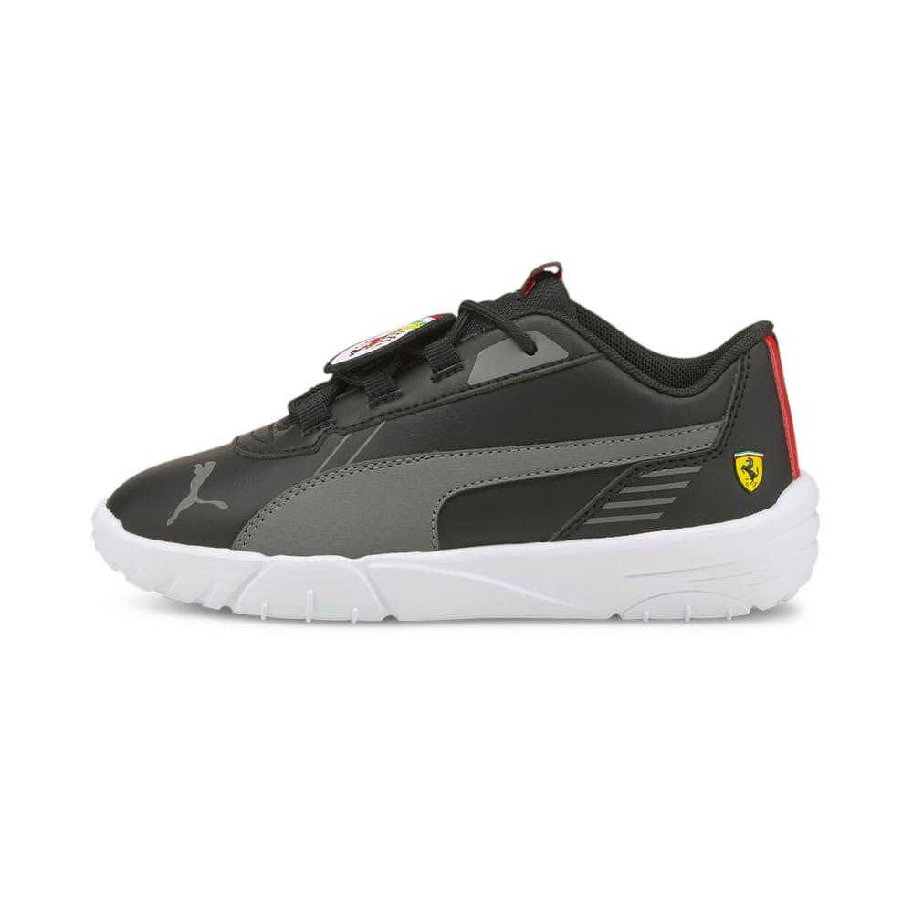 Image Puma Scuderia Ferrari R-Cat Machina Kids' Motorsport Shoes #1