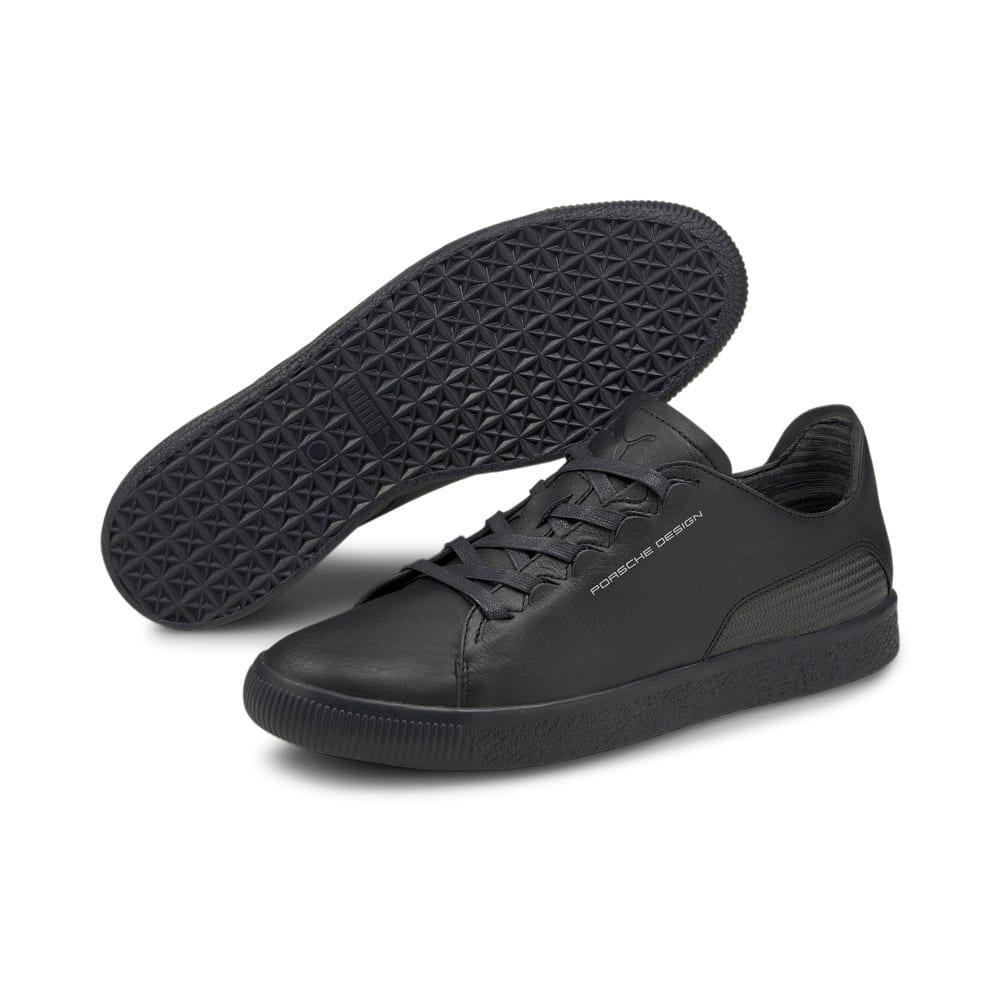 Зображення Puma Кеди PUMA x FIRST MILE Porsche Design Court Dix Men's Motorsport Shoes #2: Jet Black-Jet Black