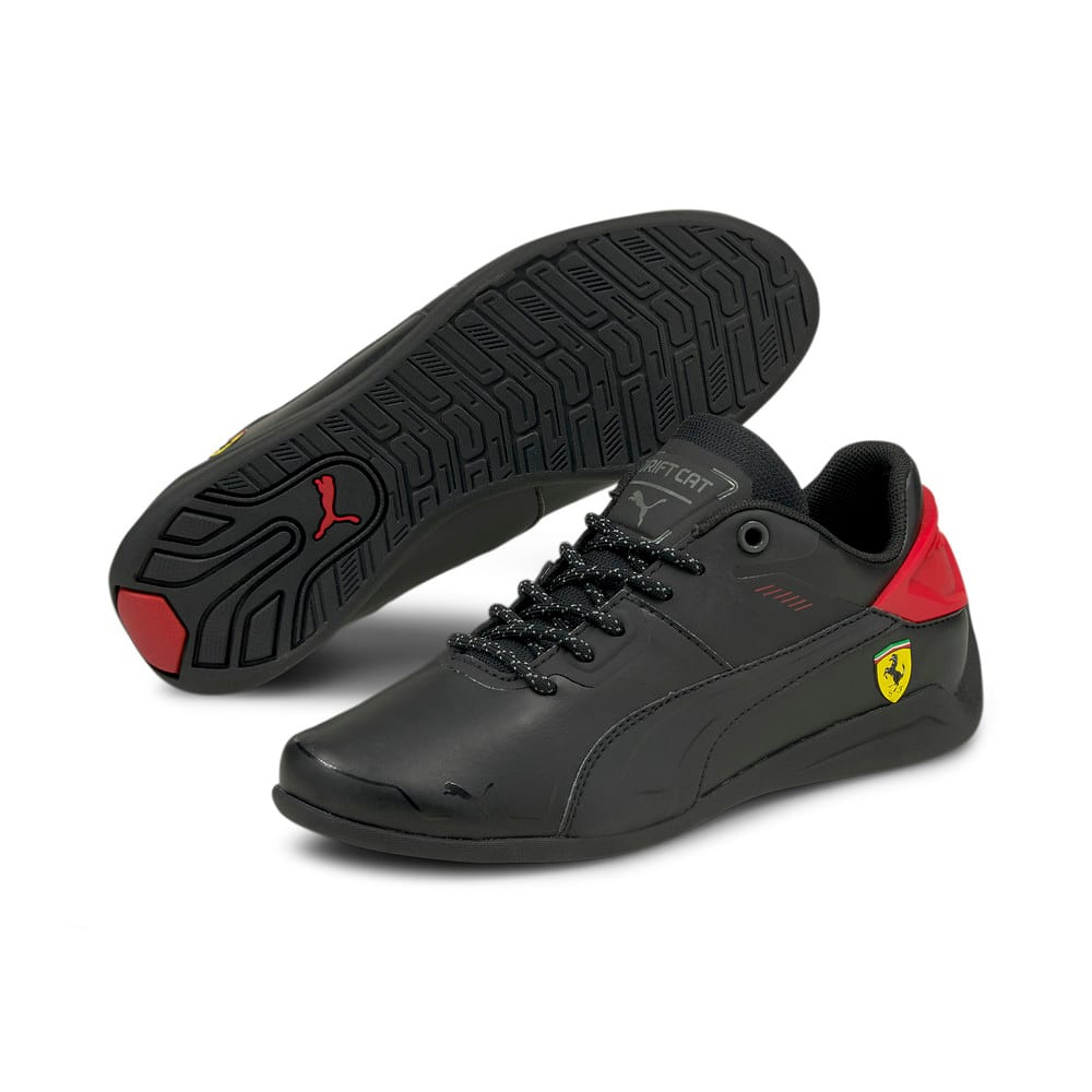 Imagen PUMA Zapatillas juveniles Scuderia Ferrari Drift Cat Delta #2