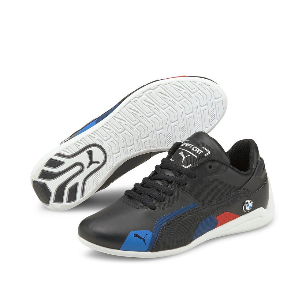Изображение Puma Детские кроссовки BMW M Motorsport Drift Cat Delta Youth Motorsport Shoes #2