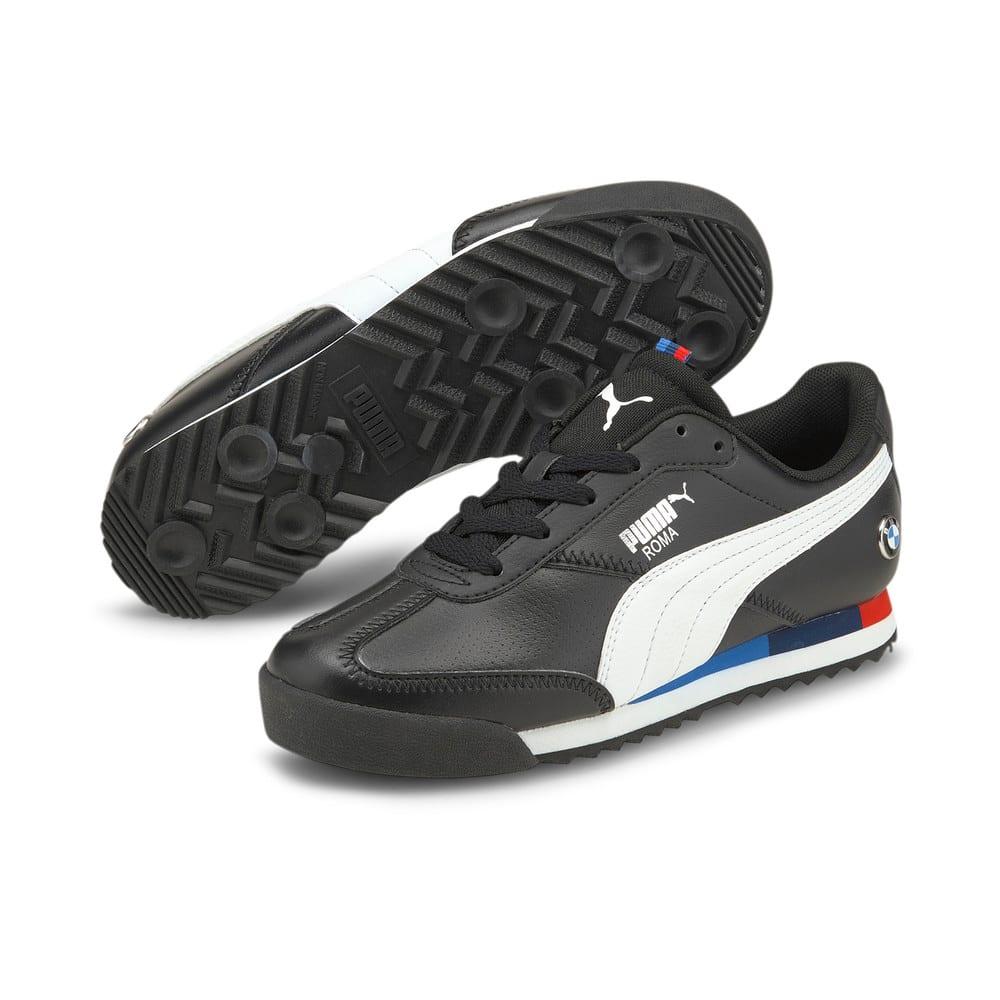 Изображение Puma Детские кроссовки BMW M Motorsport Roma Via Youth Motorsport Shoes #2