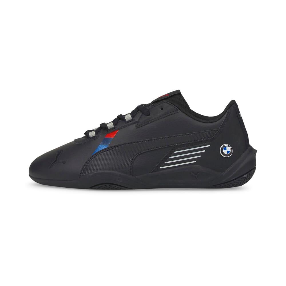 Image Puma BMW M Motorsport R-Cat Machina Youth Motorsport Shoes #1
