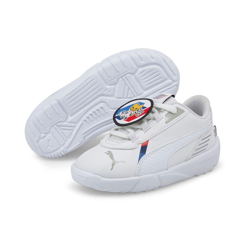 Image Puma BMW M Motorsport R-Cat Machina Babies' Motorsport Shoes #2