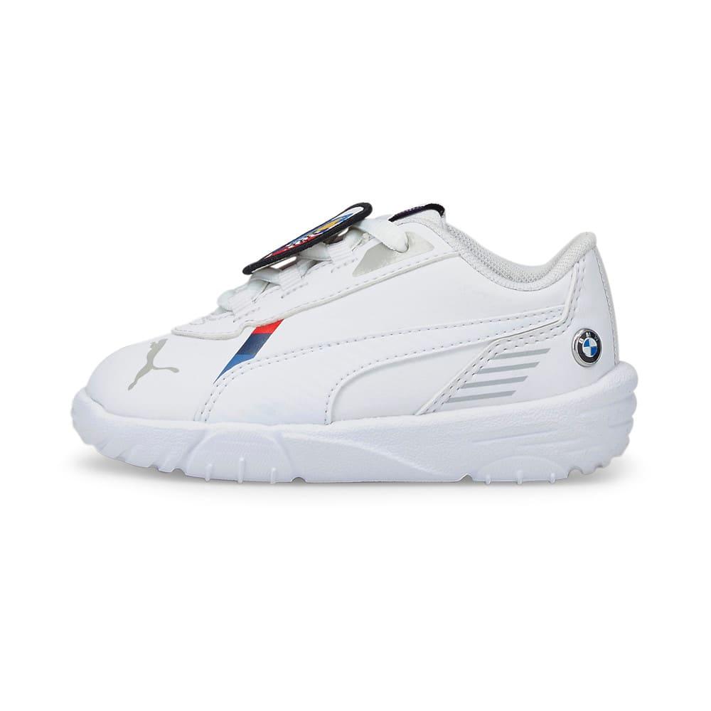 Image Puma BMW M Motorsport R-Cat Machina Babies' Motorsport Shoes #1
