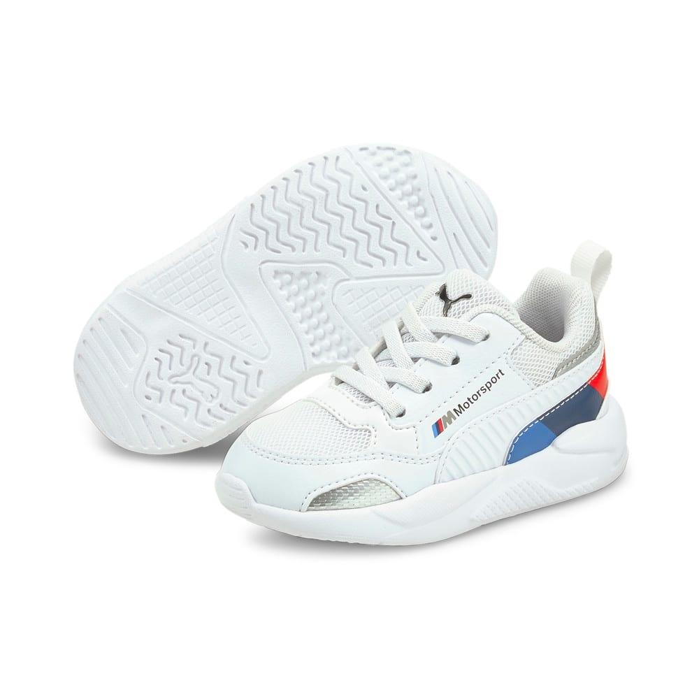 Imagen PUMA Zapatillas de automovilismo con cierre alternativo para bebés BMW M Motorsport X-Ray 2 #2