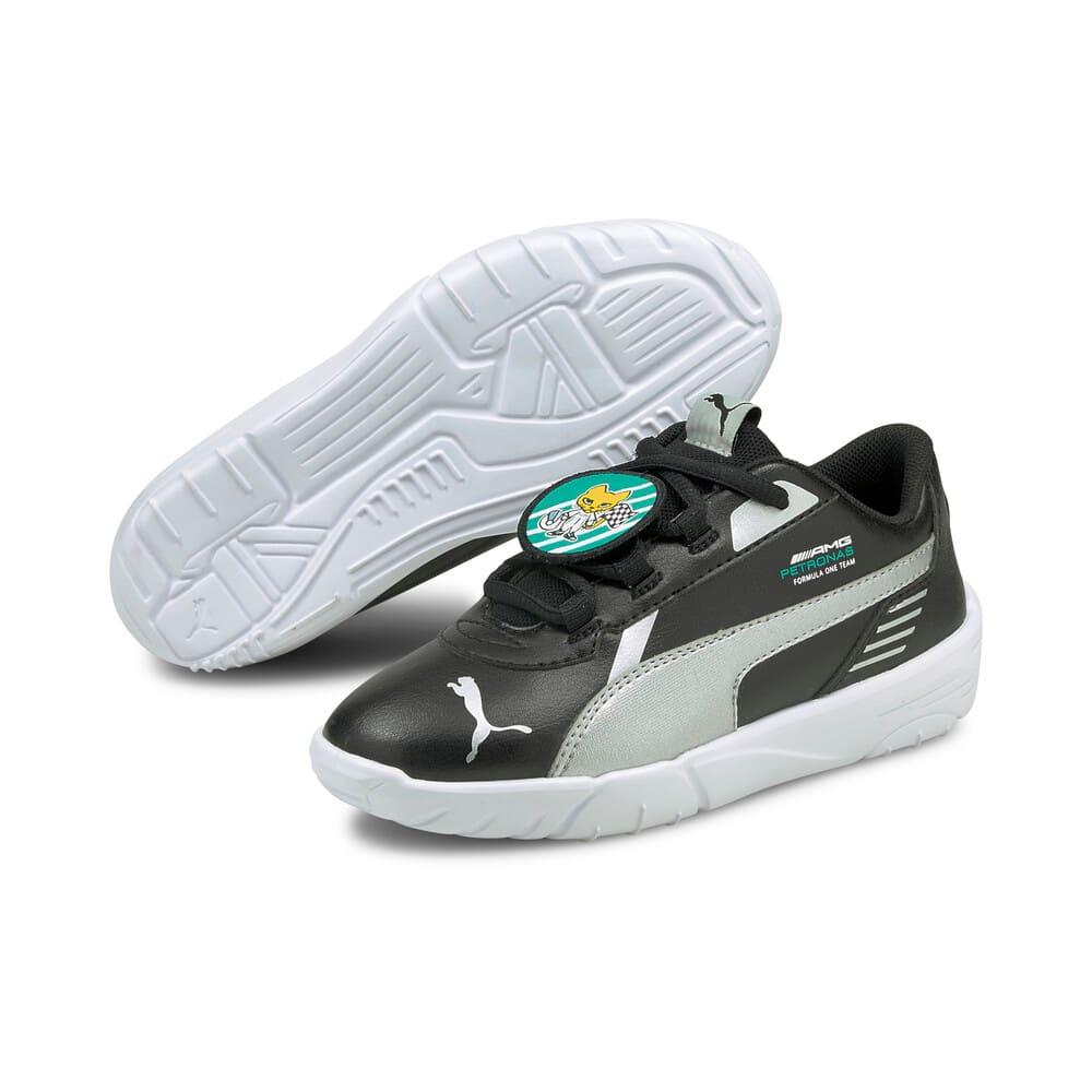 Image Puma Mercedes F1 R-Cat Machine Kids' Motorsport Shoes #2