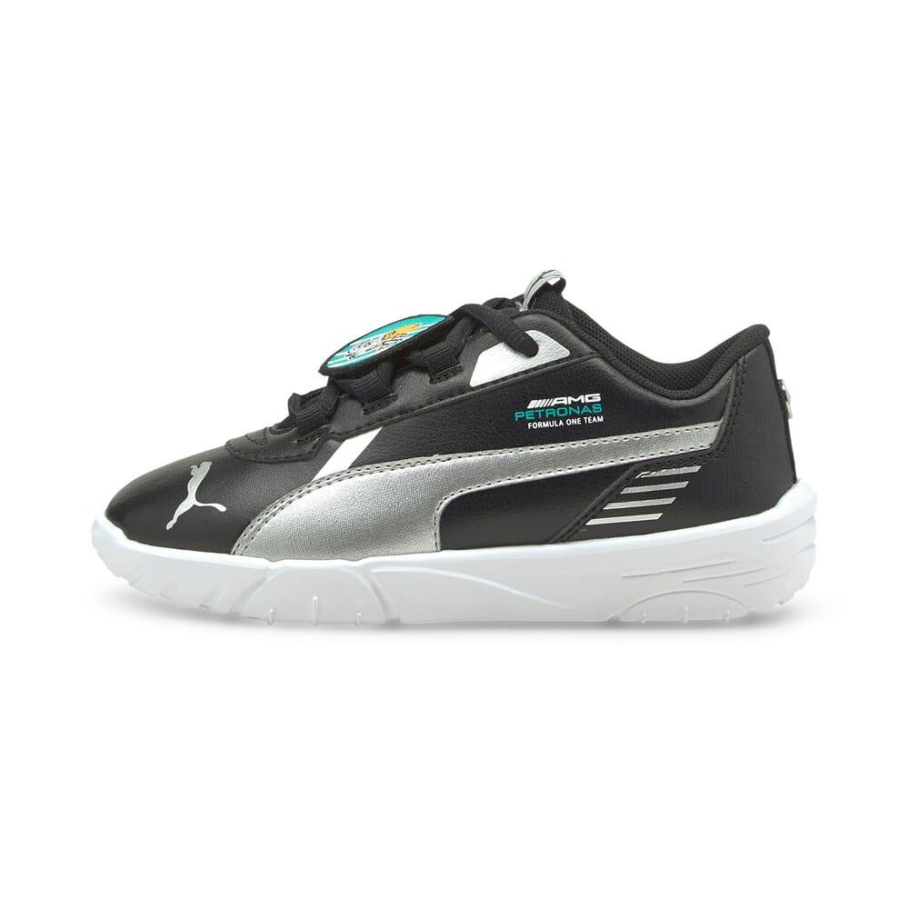 Image Puma Mercedes F1 R-Cat Machine Kids' Motorsport Shoes #1